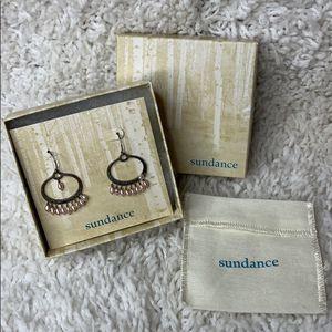 NIB Sundance Pearl Chime Earrings